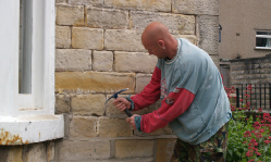 Repointing and Sealing